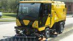 Подметальная вакуумная машина – Вакуумная подметально-уборочная машина КО-318N | Производство и продажа с завода!