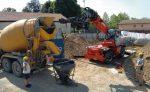 Подача бетона на высоту – Классификация существующих способов подачи и укладки бетонной смеси. Характеристика и область применения.