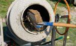 Чем очистить бетономешалку от раствора – Чистим бетономешалку от застывшего цемента правильно. Как очистить от застывшего бетона бетономешалку