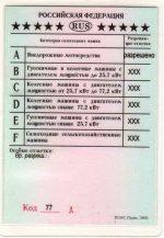 Расшифровка спецтехника – Категории прав тракториста – машиниста расшифровка, А2, и спецтехнику, нового образца, водительских