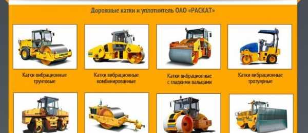 каток раскат, обзор и характеристики дорожных катков раскат