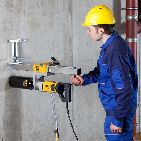 Бурение отверстий в бетоне купить оборудование купить цемент в москва